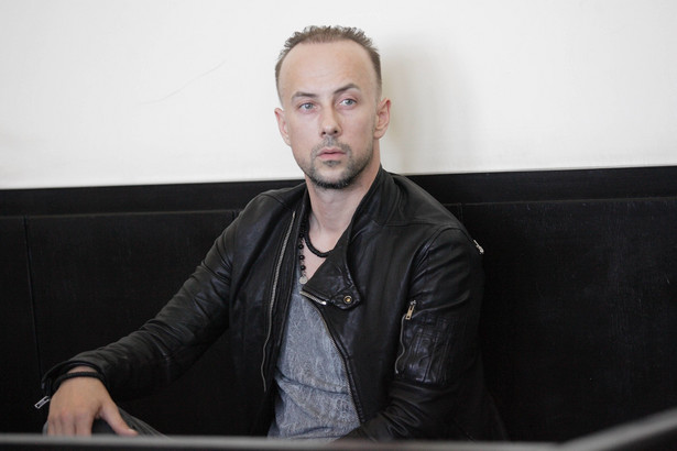 "Adam Darski - ""Nergal"". Fot. Michał Fludra"
