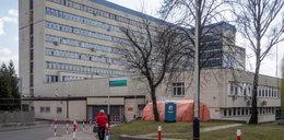 Koronawirus w Łodzi. Kwarantanna w szpitalu Kopernika