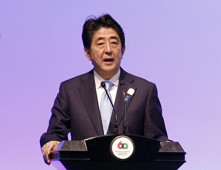Šinzo Abe: Japan jeste bio učesnik IIsvetskog rata, ali...