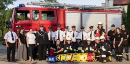 PZU z FundacjąFaktu wspiera ratowników z OSP