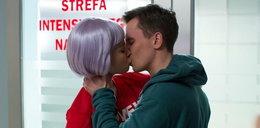 """Kleryk w """"Na dobre i na złe"""" pocałuje Blankę. Rozpocznie walkę o życie"""