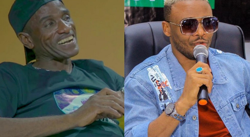 Mzee Abdul's message to Alikiba after Mama Dangote said Diamond is not his Biological son (Video)