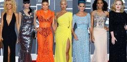 Moda na Grammy 2012: wiało nudą