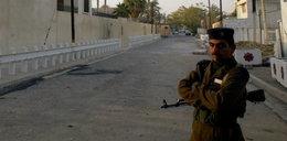 Dwie rakiety spadły w pobliżu ambasady USA w Bagdadzie
