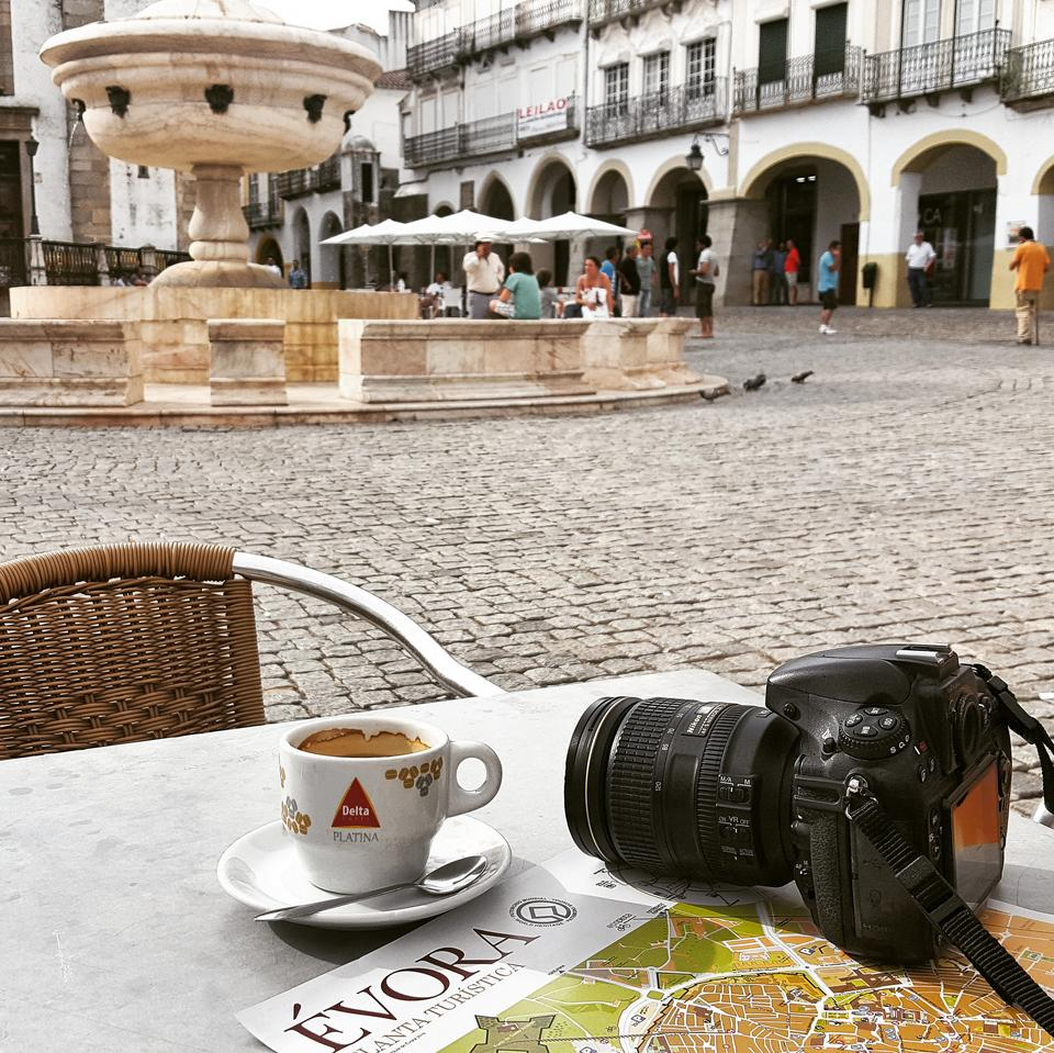 Evora - jedno z najpiękniejszych miast Portugalii.