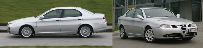 Włoska limuzyna ma 4,7 m długości. Dostępna tylko jako sedan.