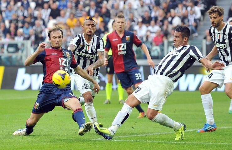 Maurisio Isla u dresu Juventusa
