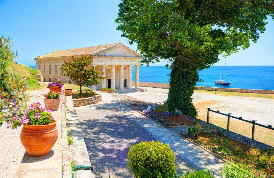 Stare Miasto w Korfu – najważniejsze informacje