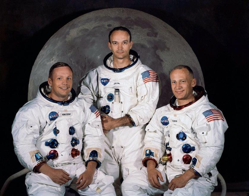 Załoga Apollo 11