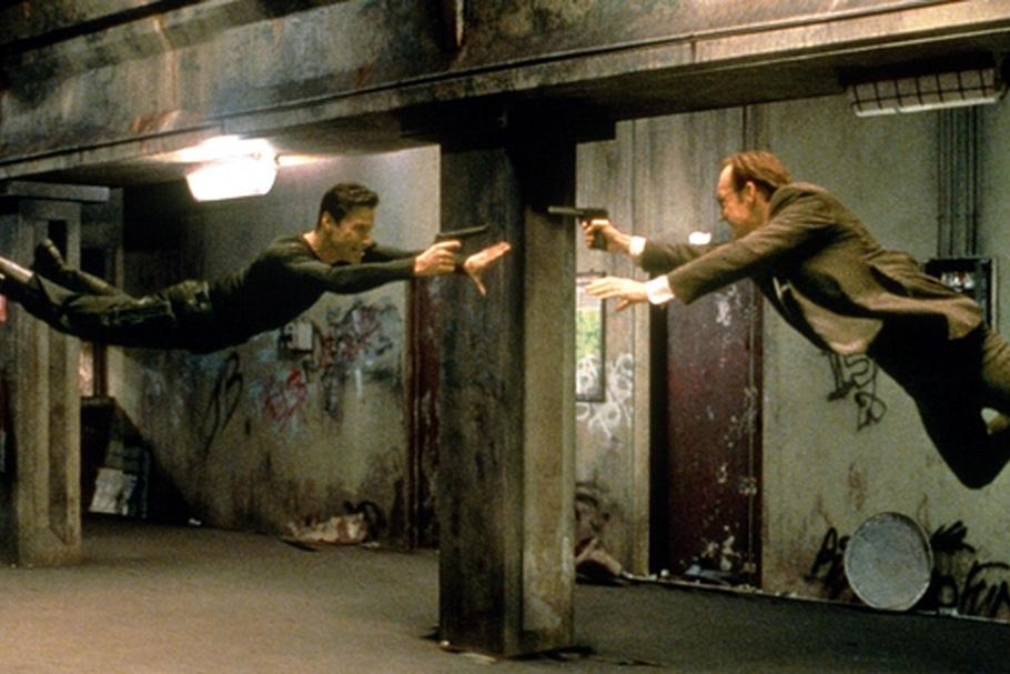 'The Matrix' Movie Stills