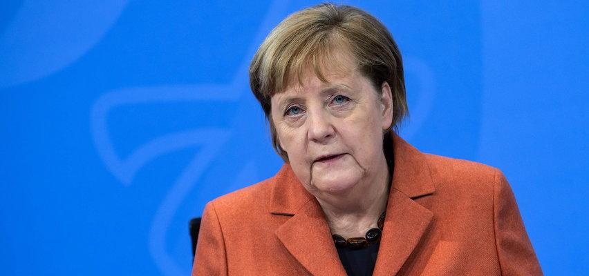 Dramatyczna sytuacja w Niemczech. Angela Merkel podjęła trudną decyzję