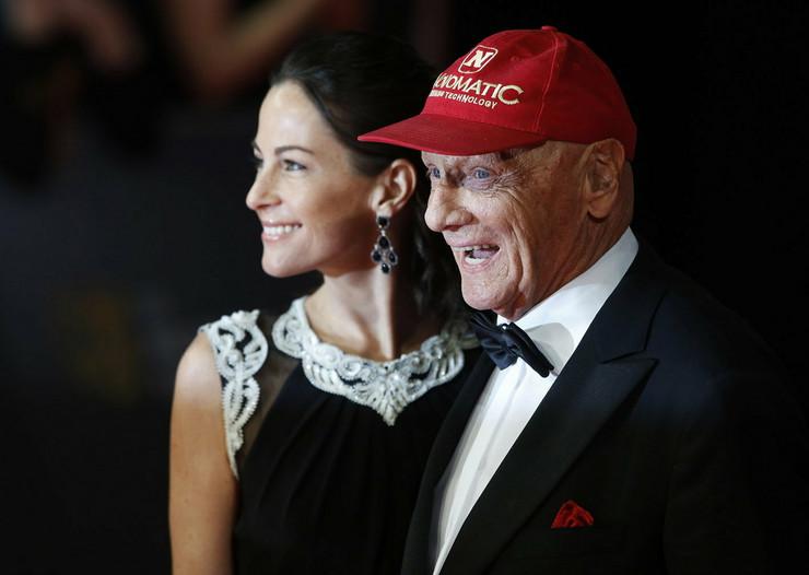 Legendarni vozač formule 1, Niki Lauda