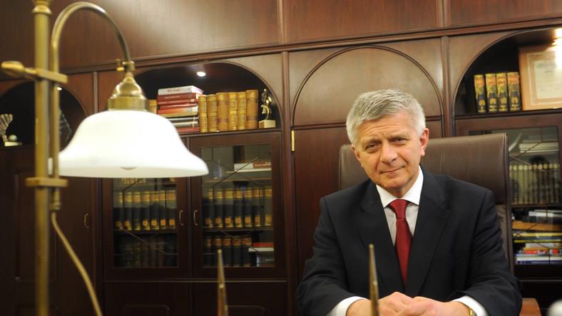 Marek Belka spadł w rankingu najlepszych bankierów na świecie