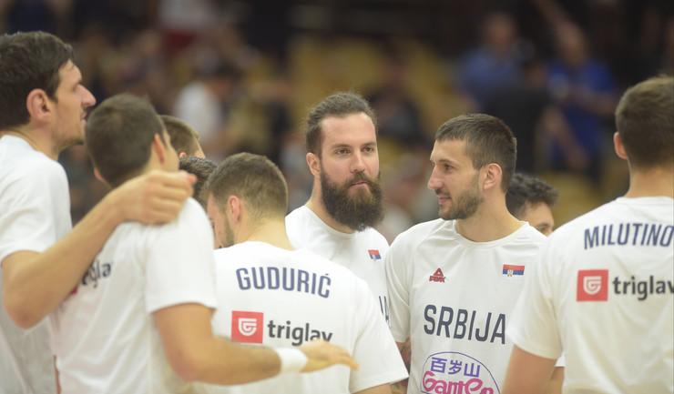 Košarkaška reprezentacija Srbije, Španije