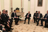 Aleksandar Vučić, Vladimir Putin, Kremlj, Sastanak