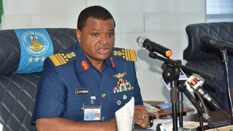 NAF's spokesman, Air Commodore Ibikunle Daramola (Guardian)