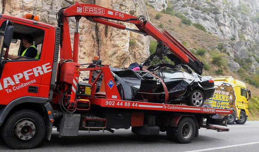 Tragiczny wypadek z udziałem Polaka w Hiszpanii. Pięć osób nie żyje