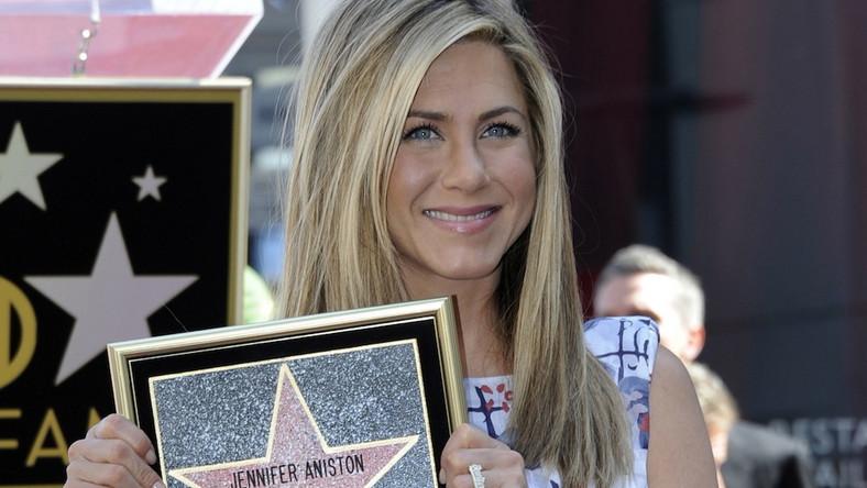 –To prawdopodobnie nie był nawet sen, to było jedno z moich najśmielszych marzeń. Przyjmuje to z absolutną pokorą i wdzięcznością – powiedziała Aniston