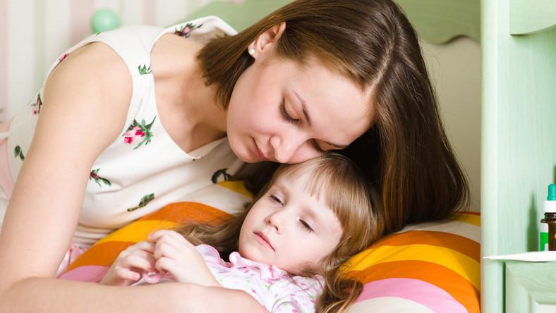 Jak pomóc cierpiącemu maluchowi?
