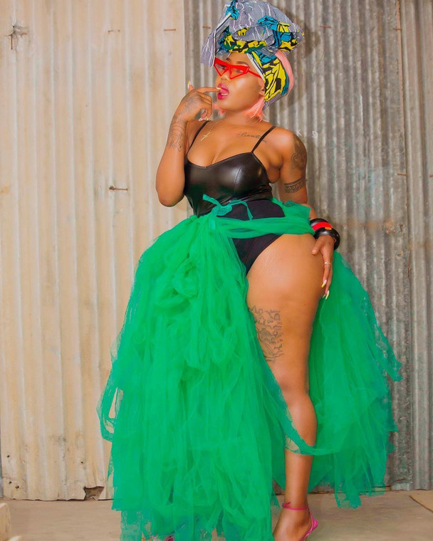 Sanchoka. List of Celebrities who showed us Acres of Skin in 2019 (Photos)