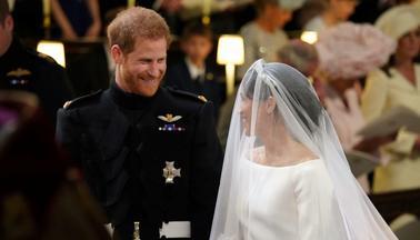 ślub Harryego I Megan