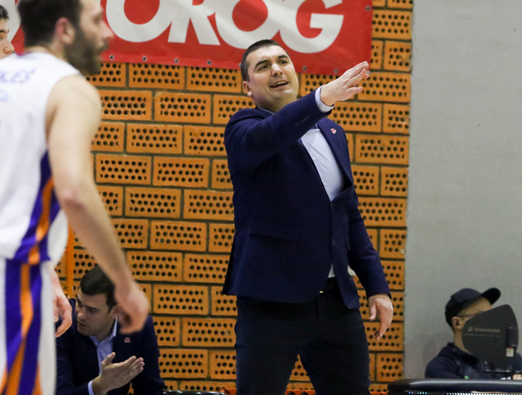 Dejan Milojević, KK Mega Bemaks