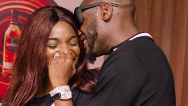 Annie Idibia and husband, 2Face Idibia