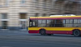 Awantura autobusie. Kontroler dostał w twarz