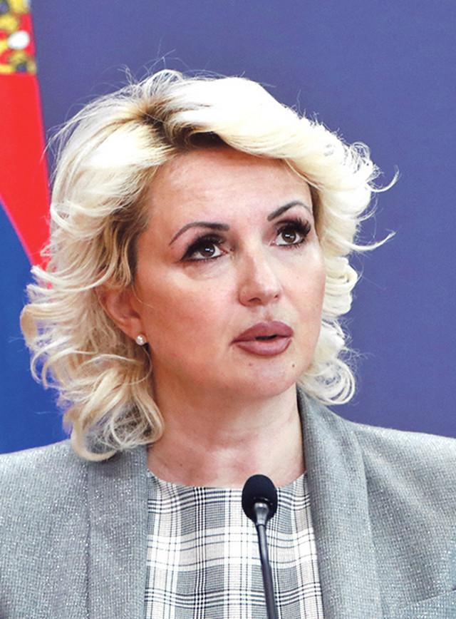 Tokom prethodnih meseci u javnosti se spekulisalo da bi nove ministarke mogle da budu Darija Kisić Tepavčević, Irena Vujović, Marija Obradović...