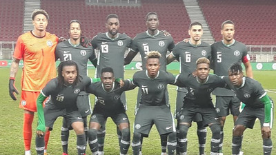 Nigeria 0 Vs Cameroon 1: 5 things we learnt from Super Eagles' loss in friendly game