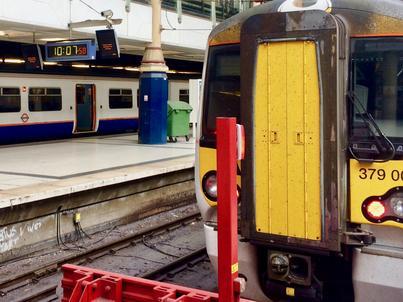 Żółte czoła pociągów to charakterystyczny element brytyjskiej kolei od lat 60. ubiegłego wieku