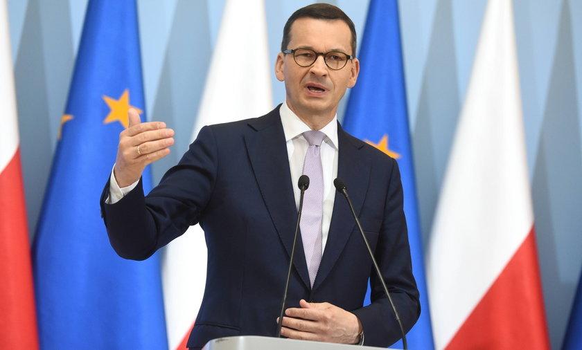 Całkowita likwidacja OFE to projekt firmowany przez premiera Mateusza Morawieckiego.
