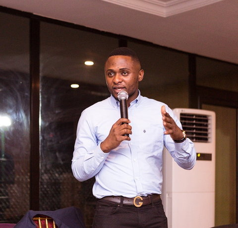 Ubi Franklin has been appointed as the special adviser on tourism to the Cross River governor, Ben Ayade. [Instagram/UbiFrankilnTripleMG]