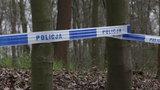 Potworna śmierć w lesie pod Wrocławiem. Znaleziono ciało po tygodniu!