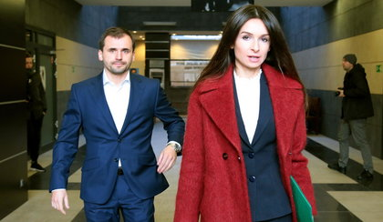 Prezes PiS odetchnął z ulgą! Kaczyńska i Dubieniecki rozwiedli się