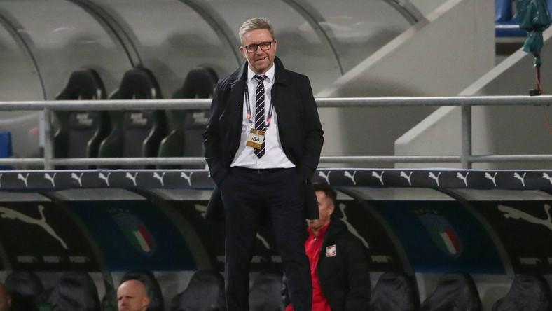 Jerzy Brzęczek po meczu z Włochami