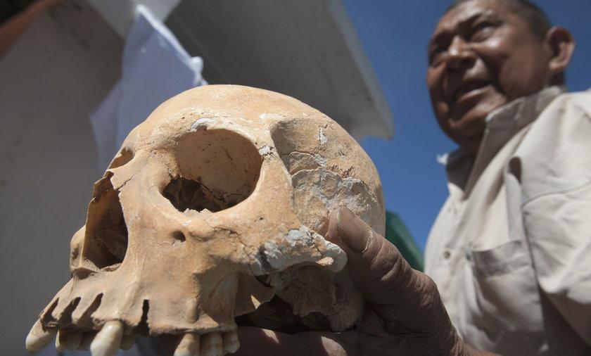 Meksykanie szykują się do Święta Zmarłych