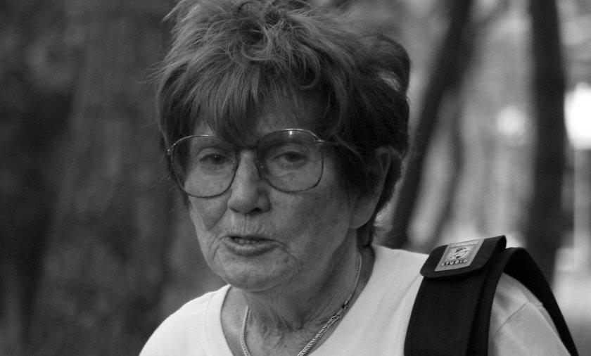 Barbara Sałacka zmarła w wieku 89 lat.