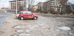 Dziki parking straszy mieszkańców