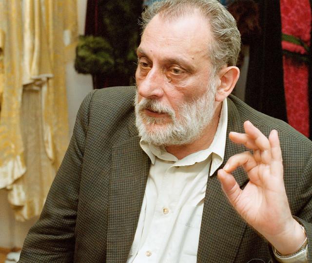 Ljubomir Muci Draškić bio je dugogodišnji upravnik Ateljea 212
