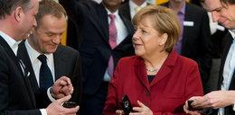 Kości zostały rzucone! Tusk pograł z Merkel