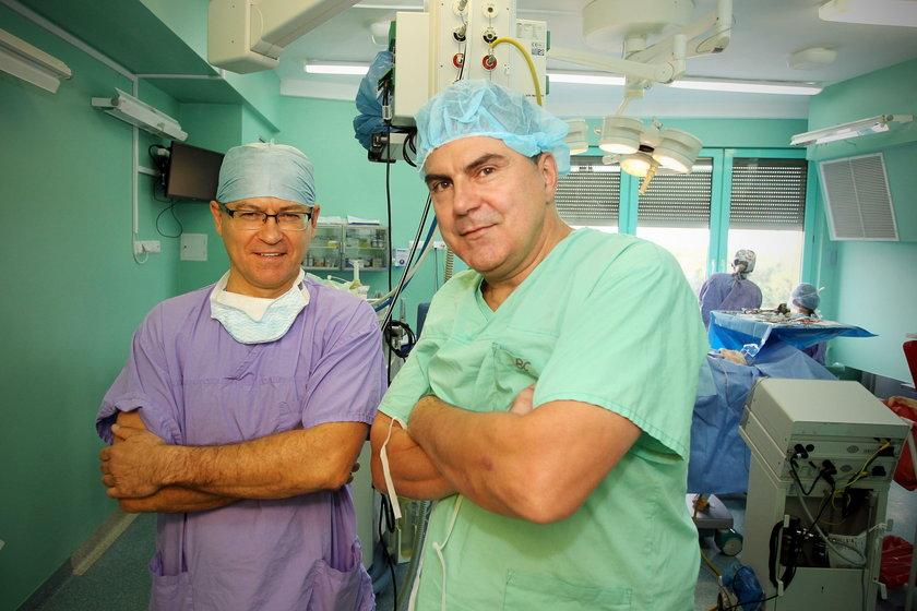 Specjaliści z Uniwersyteckiego Centrum medycznego w Katowicach stosują nową metodę leczenia raka trzustki