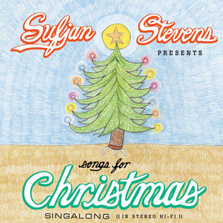 "Sufjan Stevens – ""Songs For Christmas"""
