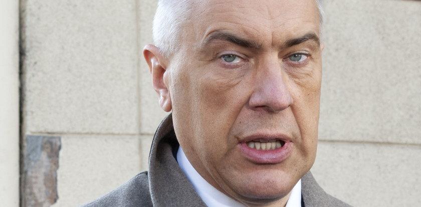 TVP Info: Roman Giertych nie zgodził się na przeszukanie jednego pomieszczenia w domu