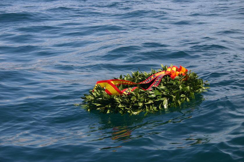 Pogrzeby morskie