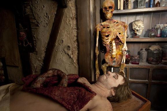 Londonska tamnica mami posetioce za Noć veštica