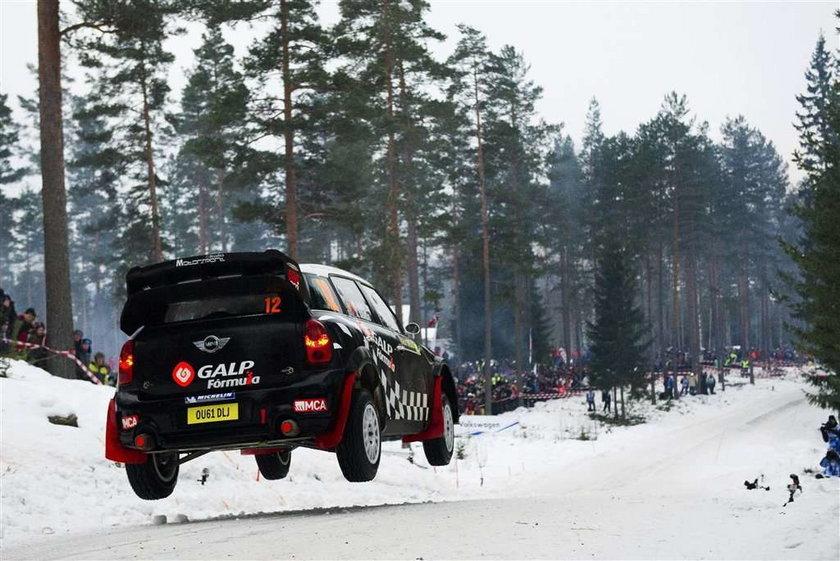 Mistrzostwa WRC w Szwecji