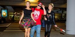 Warszawa powitała Cleo i Donatana!