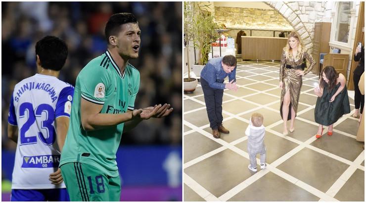 Luka Jović i sin