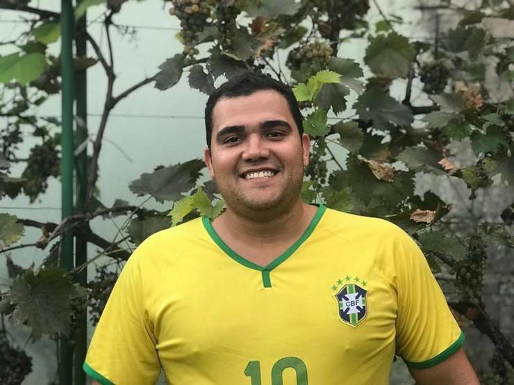Brazilac Majkon Moreira u Inđiji